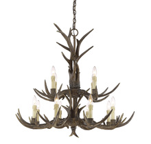 Savoy House 1-40025-12-56 - Blue Ridge 12 Light Chandelier