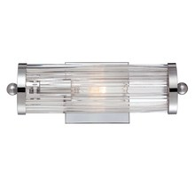 Savoy House 8-6801-1-11 - Lombard 1 Light Bath Bar