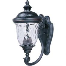 Maxim 3423WGOB - Carriage House DC-Outdoor Wall Mount