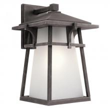 Kichler 49722WZCL16 - Outdoor Wall 1Lt Led