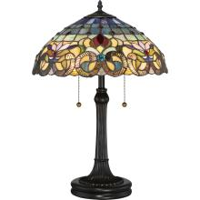 Quoizel TF3180TVB - Tiffany Table Lamp