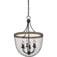Quoizel WSE5206CG - Willowstone Foyer Piece