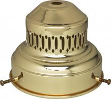 "Satco Products Inc. 90/2404 - 4"" Fitter Brass Finish"