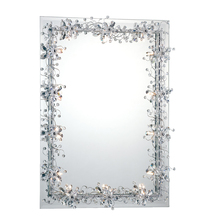 Eurofase Online 23004-016 - Relic 14-Light Mirror, Chrome Finish