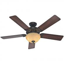 "Hunter 53172 - 52"" Ceiling Fan with Light"