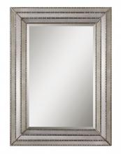 Uttermost 14465 - Uttermost Seymour Antique Silver Mirror