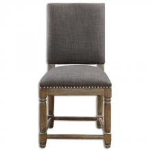 Uttermost 23215 - Uttermost Laurens Gray Accent Chair
