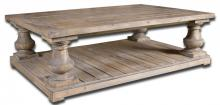 Uttermost 24251 - Uttermost Stratford Rustic Cocktail Table