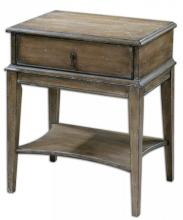 Uttermost 24312 - Uttermost Hanford Weathered Accent Table