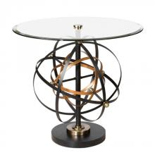 Uttermost 24627 - Uttermost Colman Sphere Accent Table