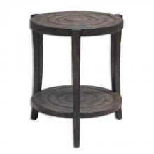 Uttermost 25653 - Uttermost Pias Rustic Accent Table