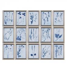 Uttermost 33609 - Uttermost Dried Flowers Floral Art, S/15