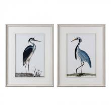 Uttermost 33668 - Uttermost Shore Birds Framed Prints S/2
