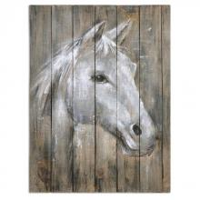 Uttermost 35312 - Uttermost Dreamhorse Hand Painted Art
