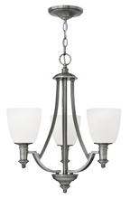 Hinkley 4023AN - Chandelier Truman