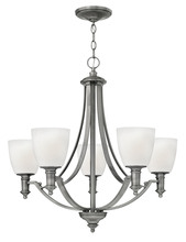 Hinkley 4025AN - Chandelier Truman