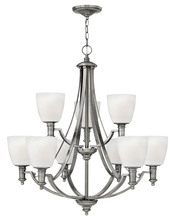 Hinkley 4028AN - Chandelier Truman