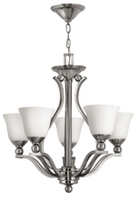 Hinkley 4655BN - Chandelier Bolla
