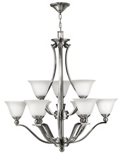 Hinkley 4657BN - Chandelier Bolla