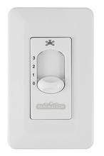 Fanimation CW1WH - Wall Control Non-Reversing - Fan Speed - WH