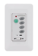 Fanimation CWRL4WH - Wall Control with Receiver Non-Reversing - LA