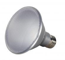 8W//H//LED//CFL//827//E26 LED Light Bulb Pack of 25 Satco S8755